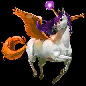 goddelijk paard bellahoorn